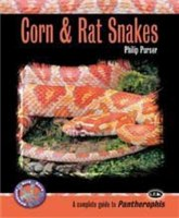 Corn and Rat Snakes Book
