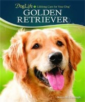 Dogs Life Golden Retriever Bk