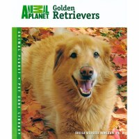 Golden Retriever Hard Cover Bk