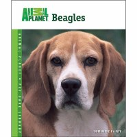 Beagles Book Hard Cover Book