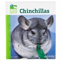 Chinchilla Hard Cover Book
