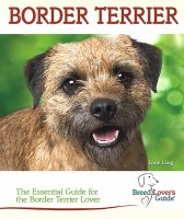 Border Terrier Hard Cover Book