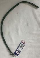 3/8x14 Round Latigo Collar Grn
