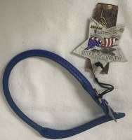 5/8x16 RoundLatigo Collar Blue