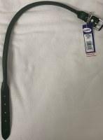 3/4x20 Round Latigo Collar Grn