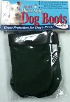 Mitten Style Dog Boots Lrg