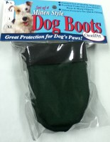 Mitten Style Dog Boots Sm
