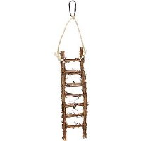 Bird Ladder 2.5Wx 9H