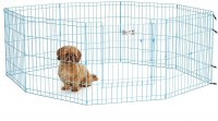 Midwest Blue 24In Exercise Pen