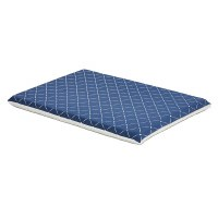 36-Inch Blue Diamond Dog Bed