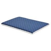42-Inch Blue Diamond Dog Bed