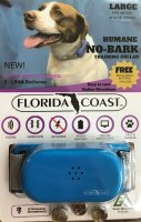Florida Coast No Bark CollarLG