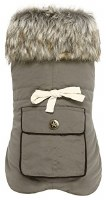 Dog Coat Army Kaki Medium