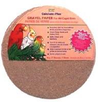 Gravel Paper 11 Inch  Round