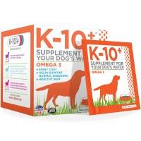 K-10 Omega 3 Supplement