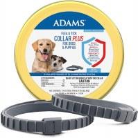 Adams FTCollar IGR Dog Pup 2ct