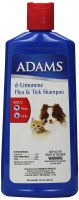 AdamsPlus Flea/D-LioShampoo12z