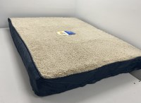 Orthopedic BedJumbo Navy 37x48