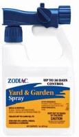 Zodiac Flea-Tick Yard-Garden