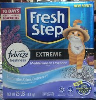 Fresh Step Extreme Scent 25lb