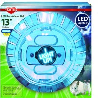 Kaytee LED Run-About Ball X-Lg