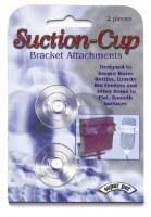 Flatbac Suction Cups 2Pc