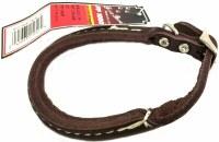 Round Lthr Collar 3/8x10