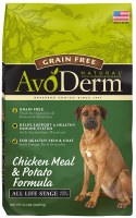 AvoDerm GF Chicken-Potato 24Lb