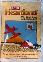 Kaytee Heartland Wildbird 25Lb