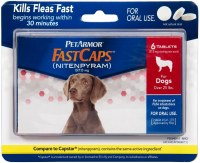 Pet Armor Fast Caps Over 25lbs