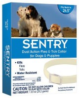 Sentry Dog Flea-Tick Collar