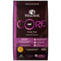 Wellness Senr Turk-Chick 12Lb