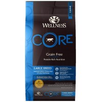 Wellness GF Lg Breed 24Lbs
