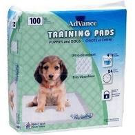Advance Training Pads 100Ct