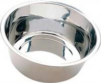 SS Mirror Pet Dish 1 Quart