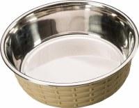 Soho Basket Weave Bowl 55oz