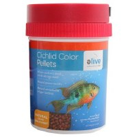 Cichlid Color Pellets 3.5oz.