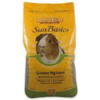 Sunseed Guinea Pig Food 6Lb
