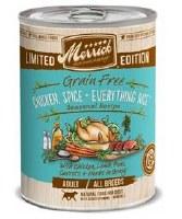 Merrick Chicken, Spice 12-12.7