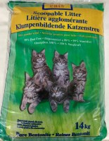 Mega Cat Scoopable Litter 31Lb