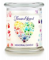 Pet House Memorial Candle