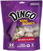 Dingo Mini Bones 22Ct