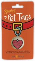PetFetch Heart Tag