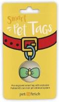 PetFetch Bow Tie Tag