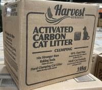 Harvest CarbonClumpLitter 22Lb