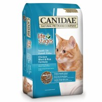 Canidae Chicken-Rice Cat 4Lb