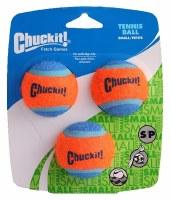 Chuck It Tennis Ball Sm 3Pack