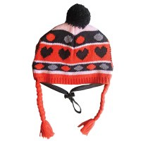 Heart Hat X-Small-Small, Pink