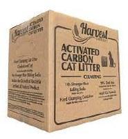 Harvest CarbonClump Littr 50Lb