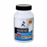NutriVet MultiVite Plus 60 Ct